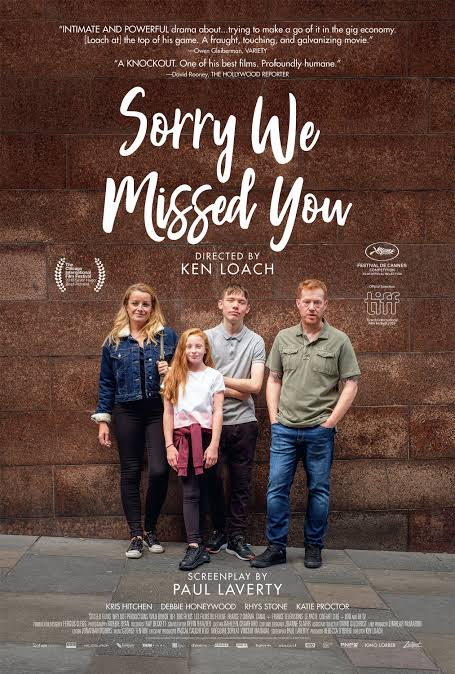 Sorry We Missed You Final Official (2020) Trailer