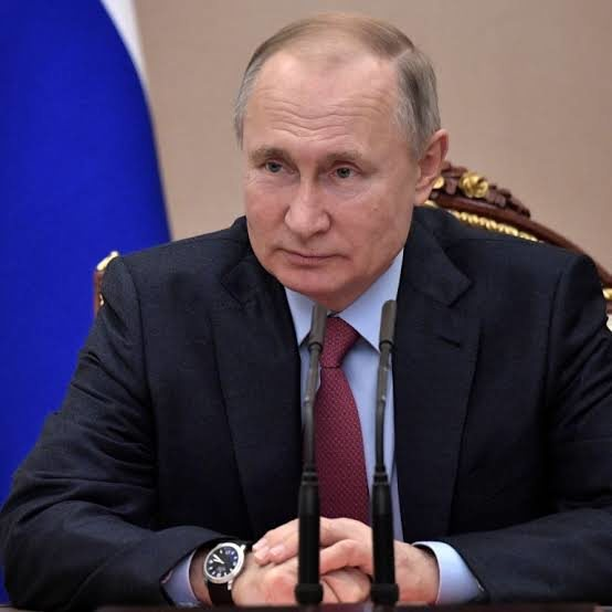 """""""African Soil Can Feed The Whole Of Europe, America, Asia But Their Problem Is Just One, """"THEIR LEADERS"""" – Vladimir Putin"""