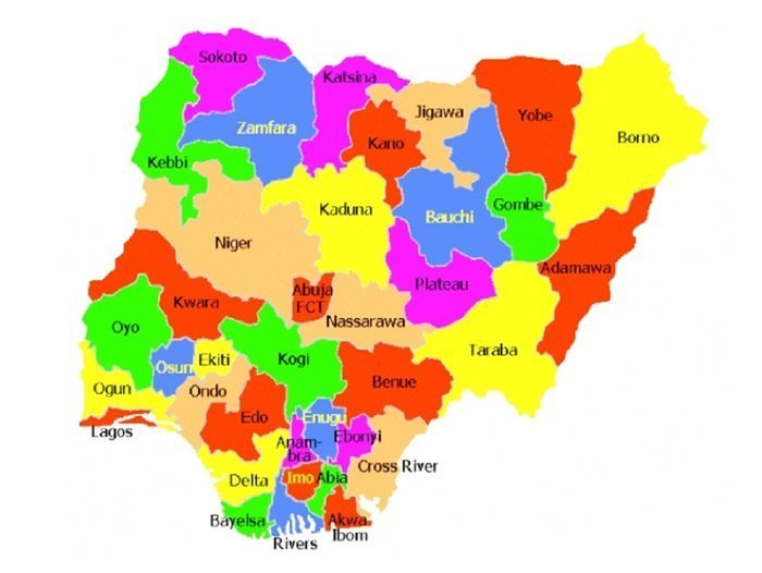Interesting!! Here's How The 36 Nigerian States Got Their Names (Check Your State)