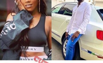 WAWU!!! Tiwa Savage Sparks Dating Controversy With Davido's DMW Crew Member, Obama After Flirting On IG