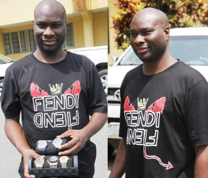 Court Orders EFCC To Return Mompha's International Passport, Wristwatches , iPhone