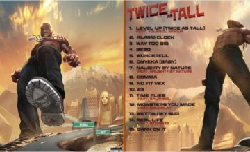 Burna Boy's 'Twice As Tall' Album Debuts at No. 1 in over 56 countries