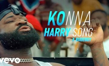 VIDEO: Harrysong ft. Rudeboy – Konna