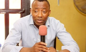 October 1: Sowore Challenges Burna Boy To Join RevolutionNow Protest
