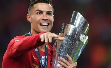 Messi Missing as Ronaldo on the Verge of World Record