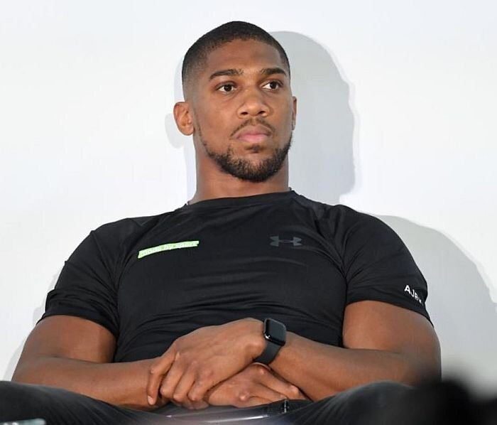 Anthony Joshua Commends #SARSMUSTEND Protesters