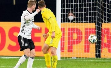 Timo Werner scored twice as Germany came from behind to beat Ukraine.(Read More)