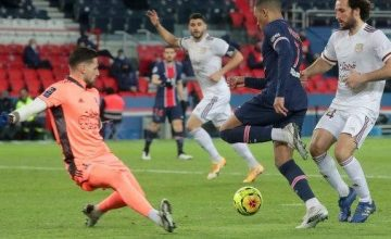 PSG were held by Bordeaux.(Read More)
