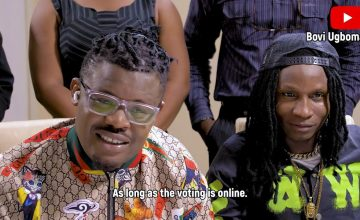 COMEDY: Bovi – American Elections (Banana Republic S2 EP02)