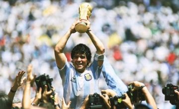 BREAKING: Diego Maradona is Dead