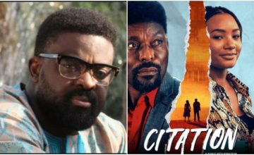"""You are a very stupid idiot,"" Kunle Afolayan Blasts Fan for Watching Pirated 'Citation' Movie"