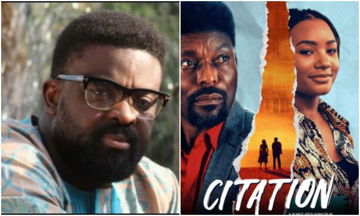 """""""You are a very stupid idiot,"""" Kunle Afolayan Blasts Fan for Watching Pirated 'Citation' Movie"""