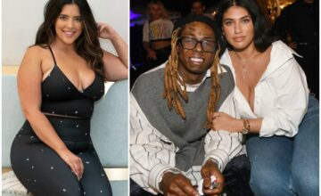Lil Wayne Dumped by Stunning Girlfriend for Supporting Trump