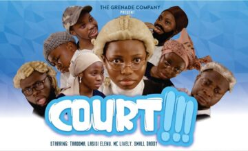 COMEDY: Taaooma – Court