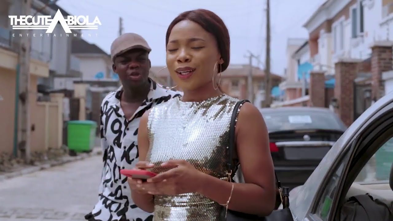 COMEDY: Lawyer Kunle – The Crazy Driver