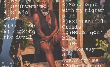 FULL ALBUM: Temmie Ovwasa – E Be Like Say Dem Swear For Me