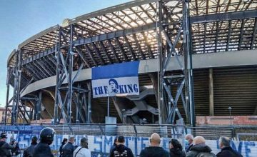 Napoli have renamed their stadium.(Read More)