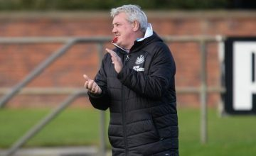 Newcastle's training ground remains closed.(Read More)