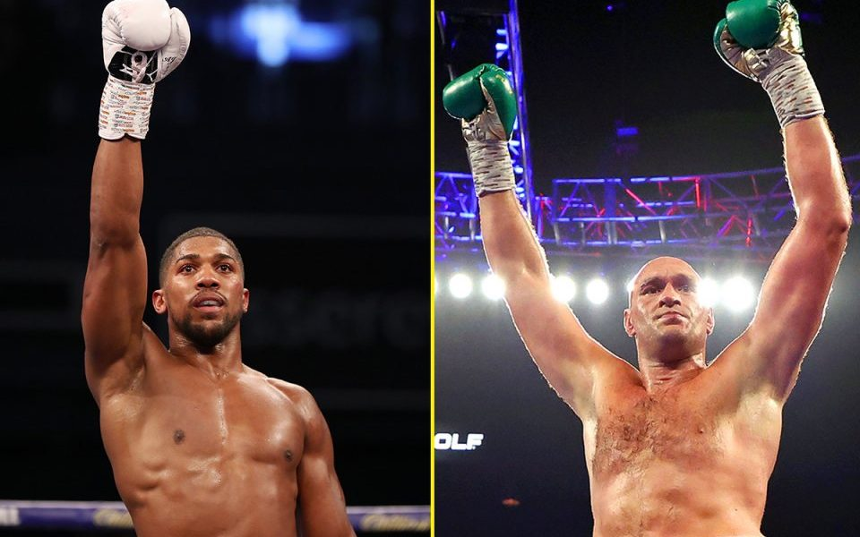Staggering Amount Anthony Joshua and Tyson Fury set to Pocket in Upcoming Heavyweight Clash