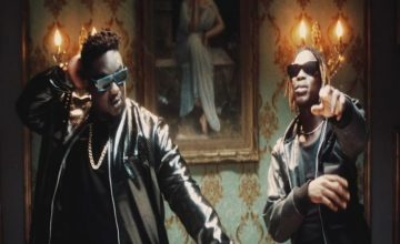 VIDEO: Fireboy ft. Wande Coal – Spell