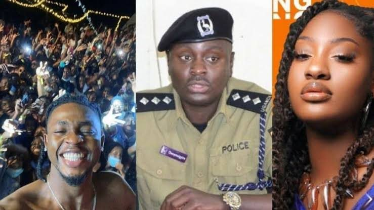 REVEALED: True Reason Why Omah Lay and Tems were Arrested and Charged to Court in Uganda