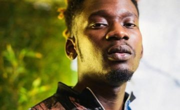 Mr Eazi Robbed in Ghana