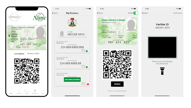 NIN: How To Download NIMC Mobile App, Print National Identity Card Online