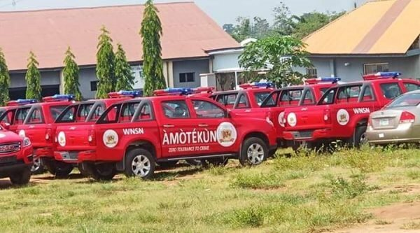 Amotekun Kills 3 Youths In Oyo Over Carnival
