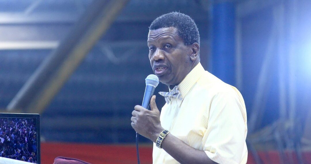 Pastor Adeboye Sparks Wild Reactions as he Aims Dig at CAN, FG