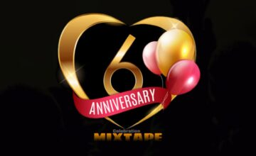 MIXTAPE: WideBaBa - NaijaWide 6th Year Anniversary (Celebration Mix)