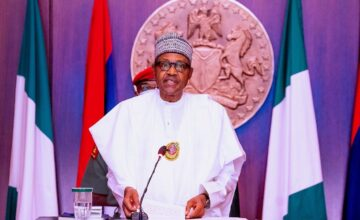 12 Things President Buhari Said In New Year Broadcast