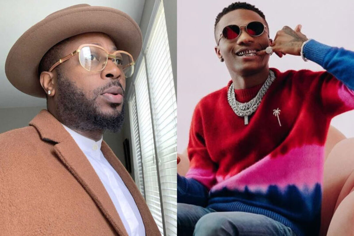 Tunde Ednut Calls Wizkid 'Hard-Hearted' in New Troll 48 hours After Return to Social Media