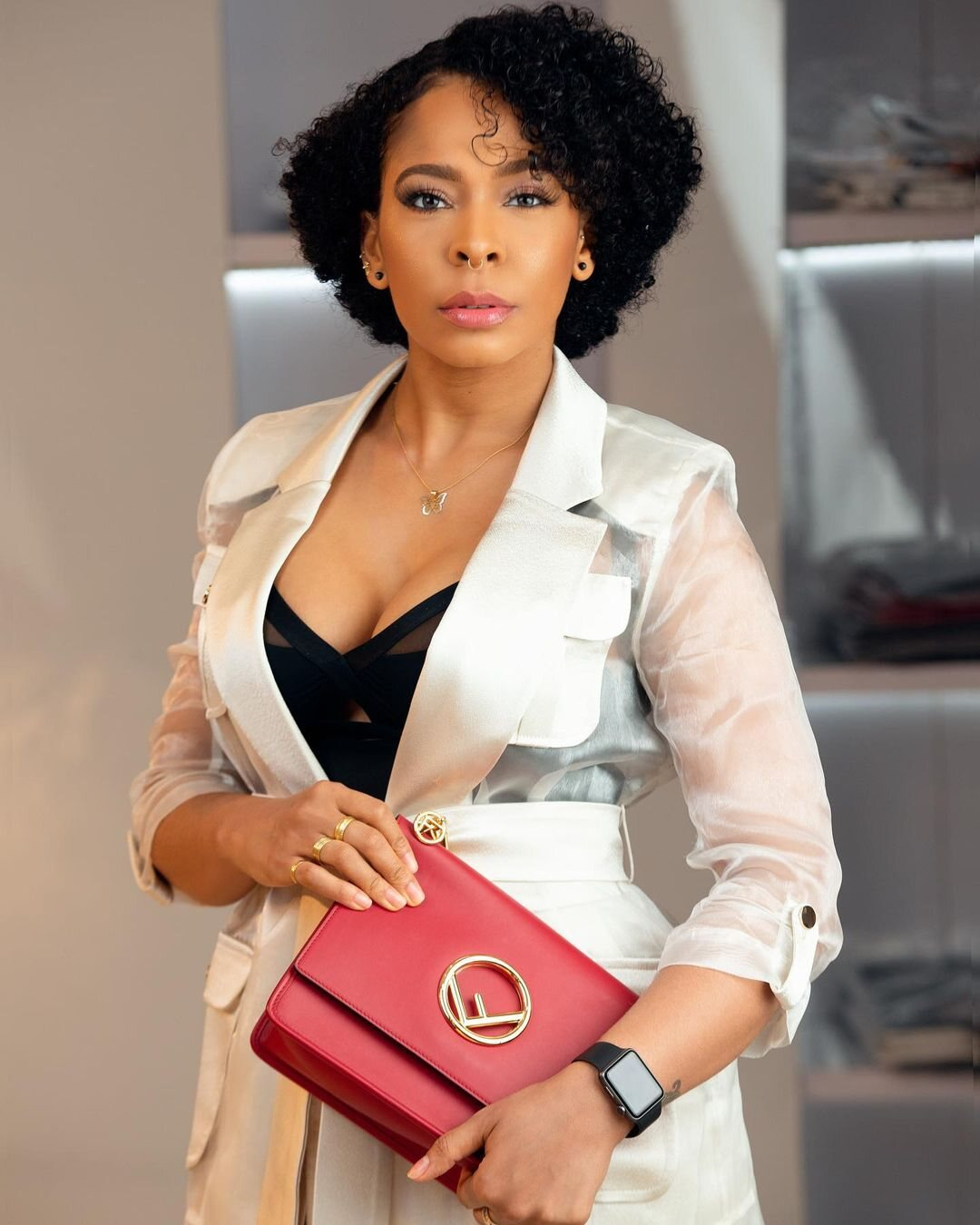 """""""Know The Difference Between A Boss Lady And A Buslady"""" – TBoss Drags Ka3na To Filth Over Tattoo Saga"""
