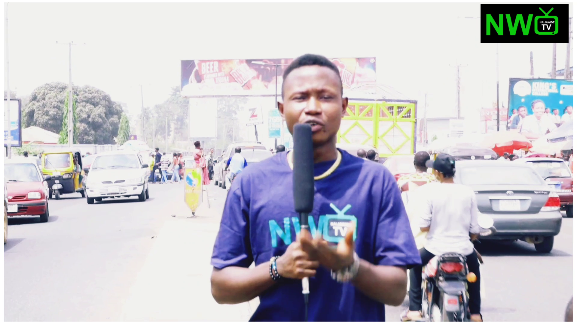 NaijaWideTV Vox-Pop: Between Your Dad & Popcy Who Is Your Biological Father? (Watch People's Opinion)