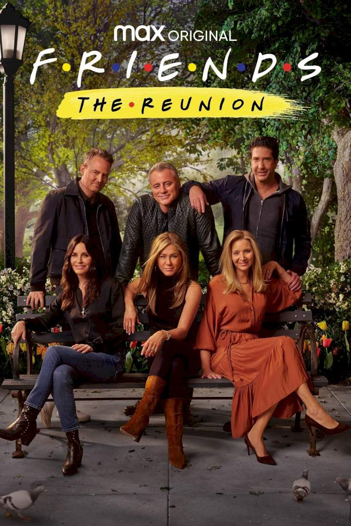 FULL MOVIE: Friends (The Reunion) (2021)
