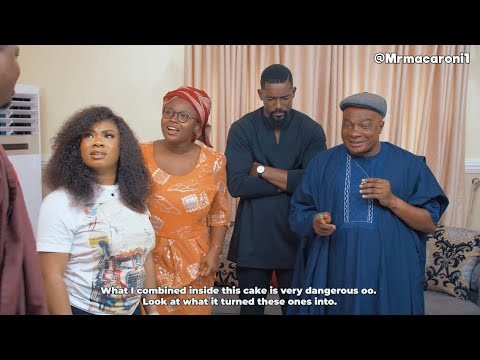 COMEDY: Mr Macaroni – My In-Law From Ghana
