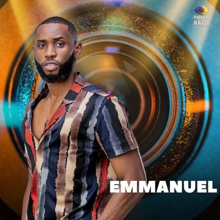 Emmanuel Evicted From The Big Brother House