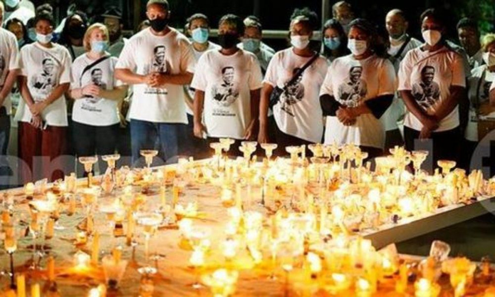 Synagogue Church Of All Nations Gut Fire During Tb Joshua's Candlelight Procession