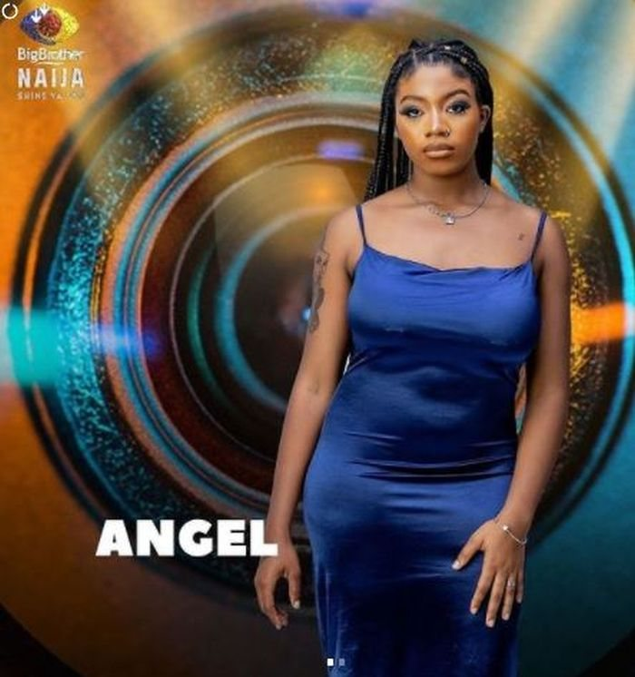Angel Evicted From The Big Brother House