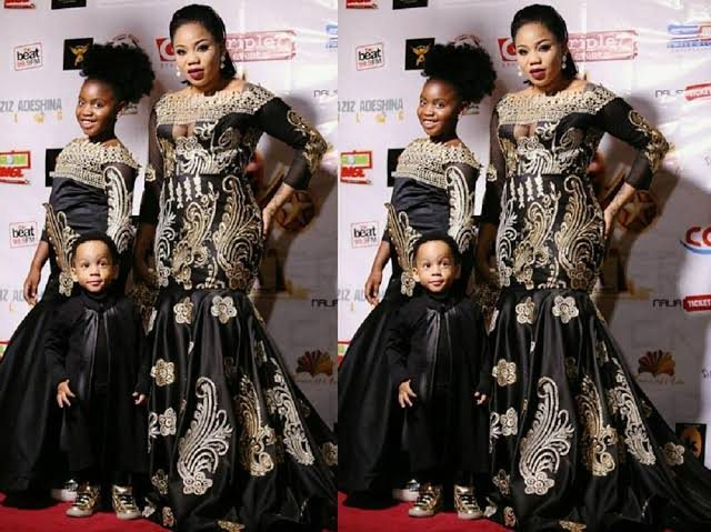 It Is Wrong For A Child To Call His Step Father 'Dad'- Toyin Lawani