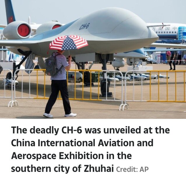 China Unveils Deadly New Anti-submarine Drone