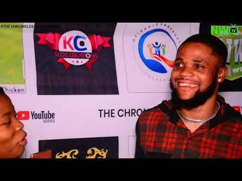 NaijaWide TV's On The Red Carpet At The Chronicles Of Ogadireba 2021